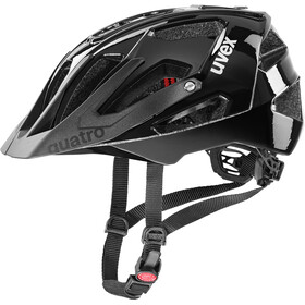 UVEX Quatro Helm all black